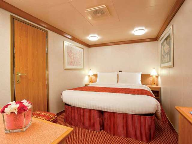 Costa Luminosa internal cabin