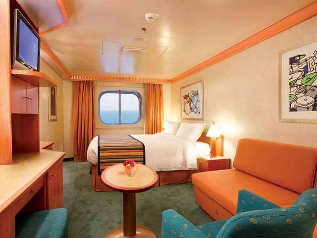 Costa Pacifica external cabin