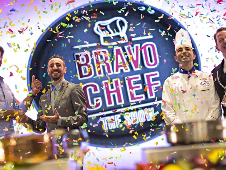 Bravo Chef and Costa Cruises