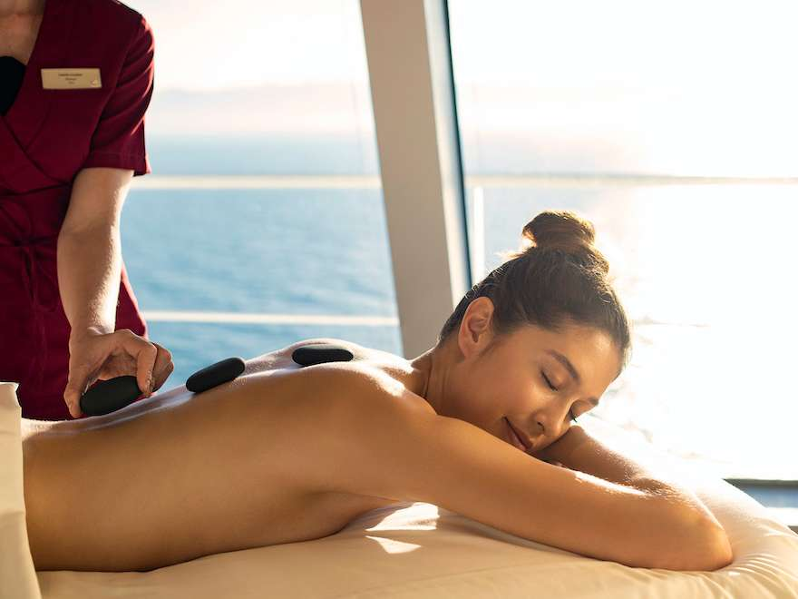 Massage Costa Cruises