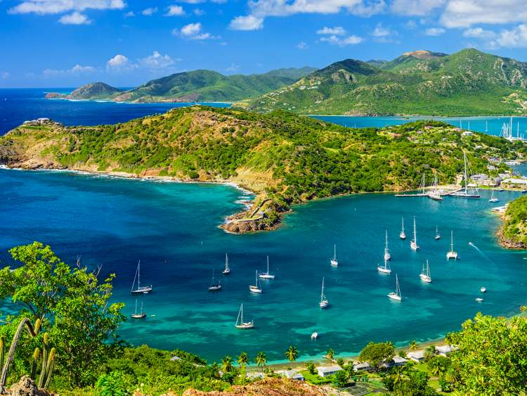 Discover Antigua with Costa cruises