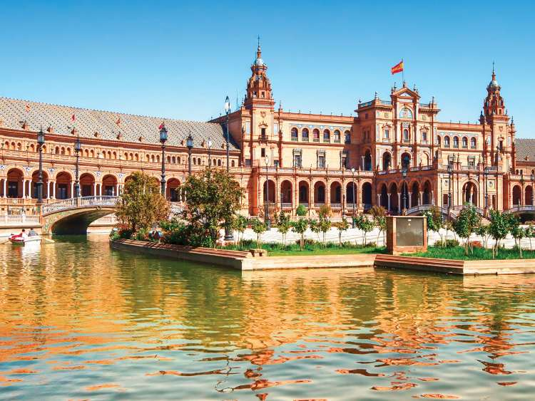 discover spain with costa cruises