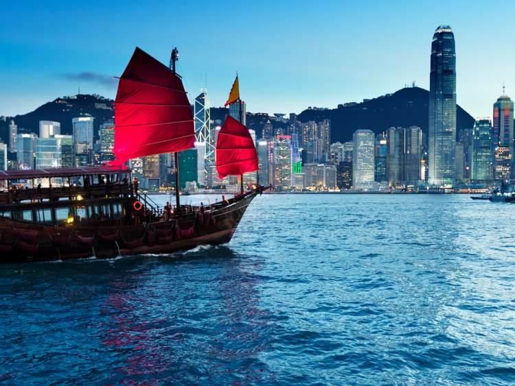 discover hong kong with costa cruises