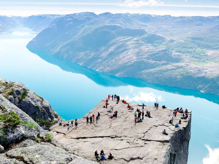 discover norway with costa cruises