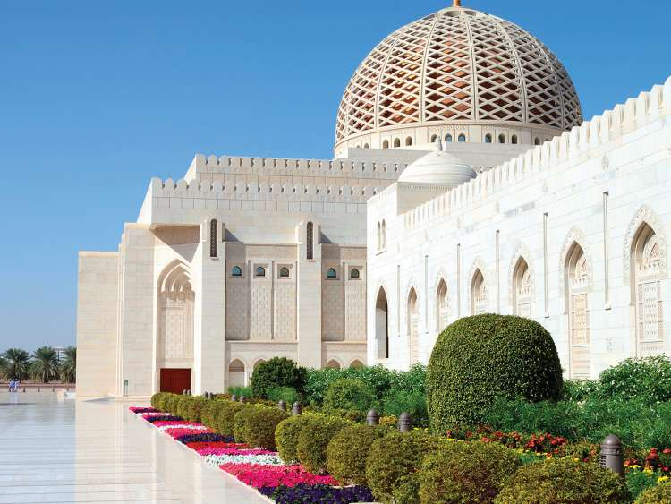 discover oman with costa cruises