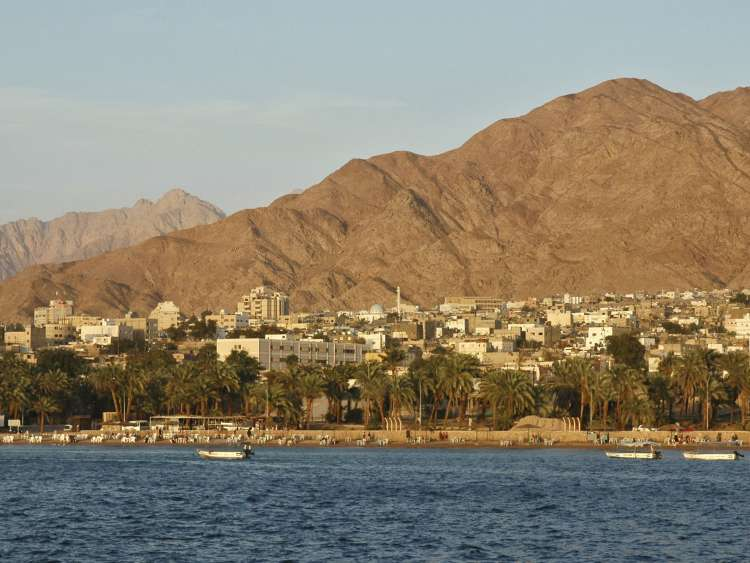 Aqaba with Costa Cruises