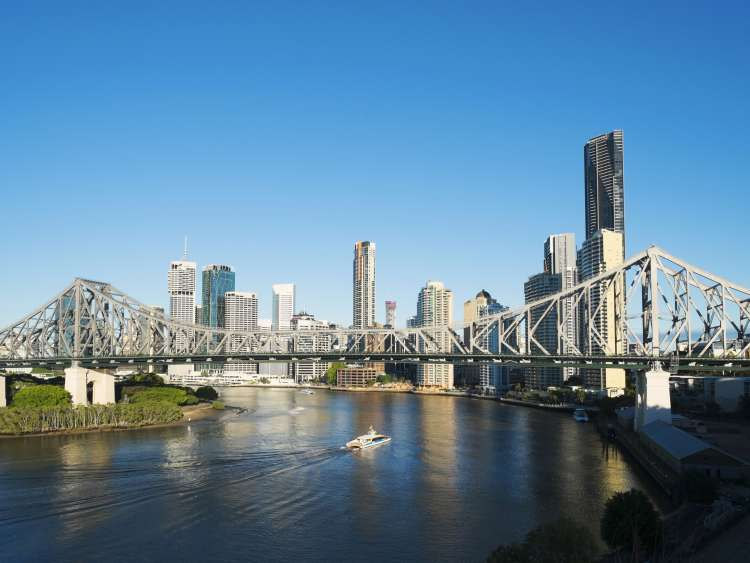 Brisbane with Costa Cruises
