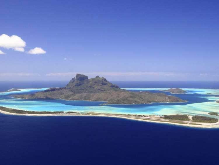 Bora Bora with Costa Cruises