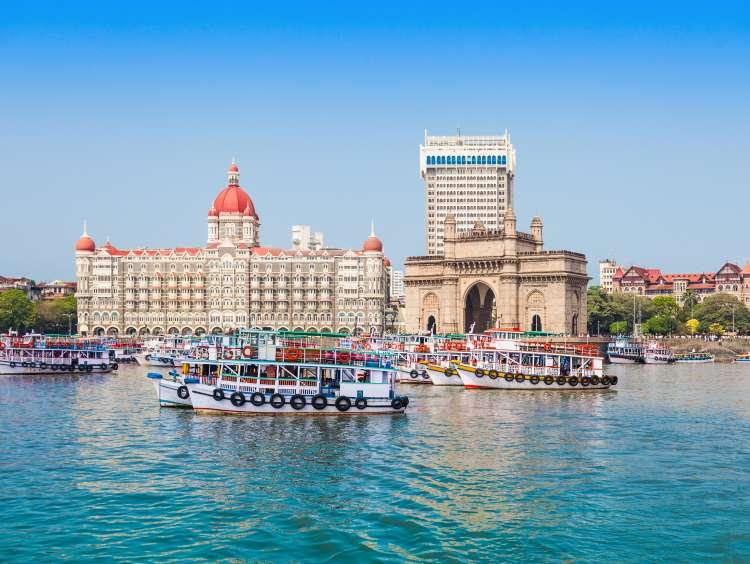 Bombay_Mumbay with Costa Cruises