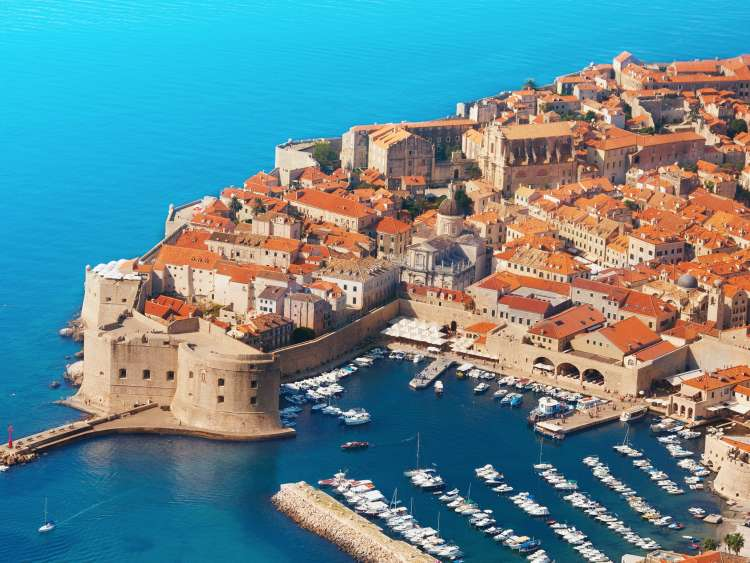 Dubrovnik with Costa Cruises
