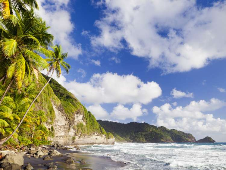Dominica with Costa Cruises