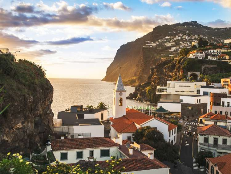 Funchal with Costa Cruises