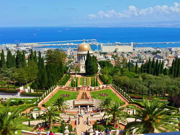 Haifa with Costa Cruises