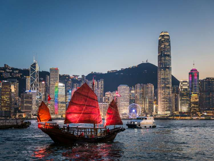 Hong Kong with Costa Cruises