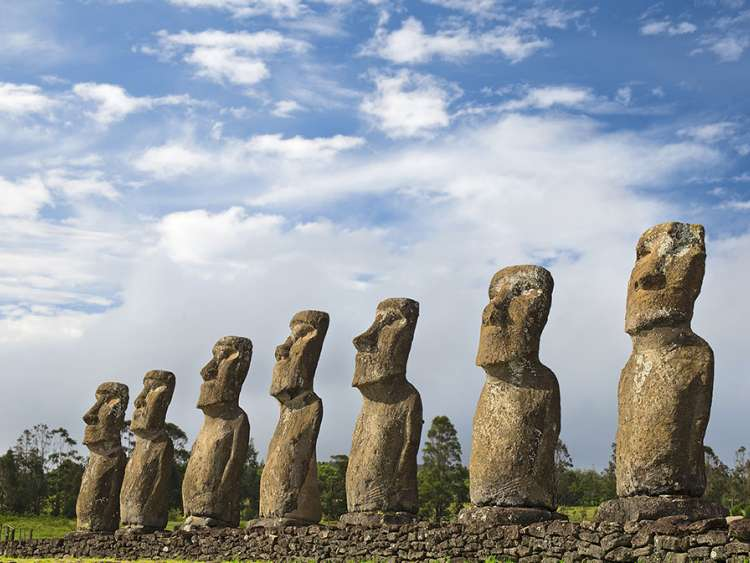 Easter Island with Costa Cruises