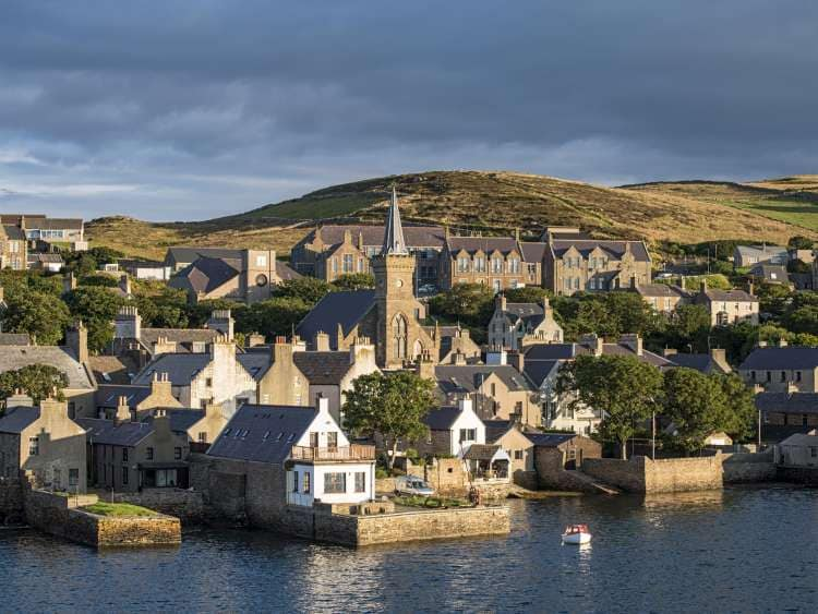 Kirkwall with Costa Cruises