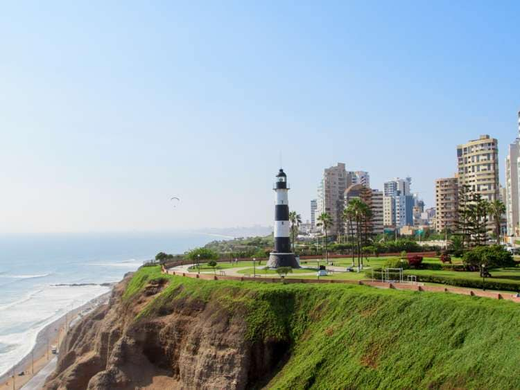 Visit the Port of Lima Callao with Costa Cruises