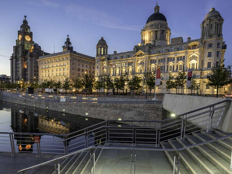 Visit the Port of Liverpool with Costa Cruises