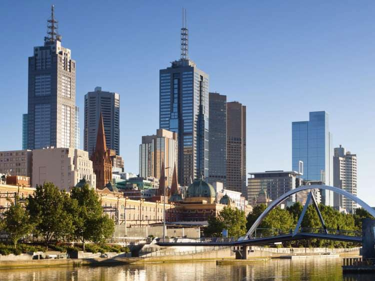 Melbourne with Costa Cruises