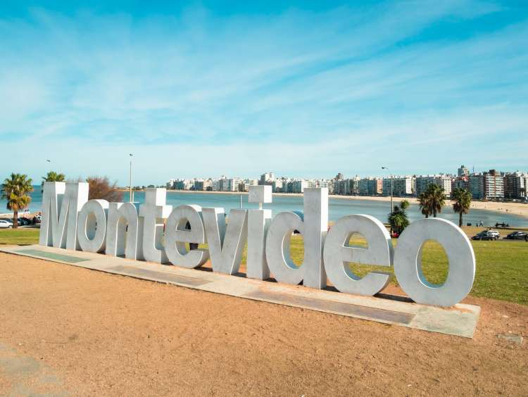 Montevideo with Costa Cruises