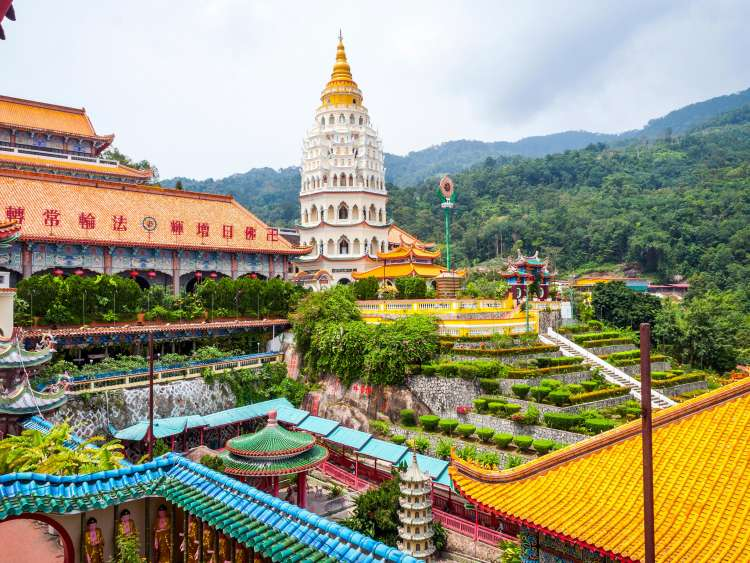 Penang with Costa Cruises