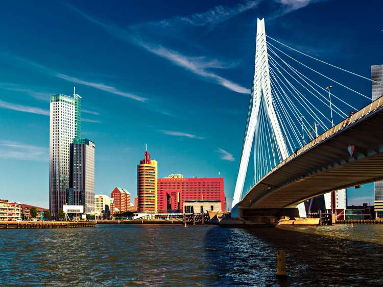 Rotterdam with Costa Cruises
