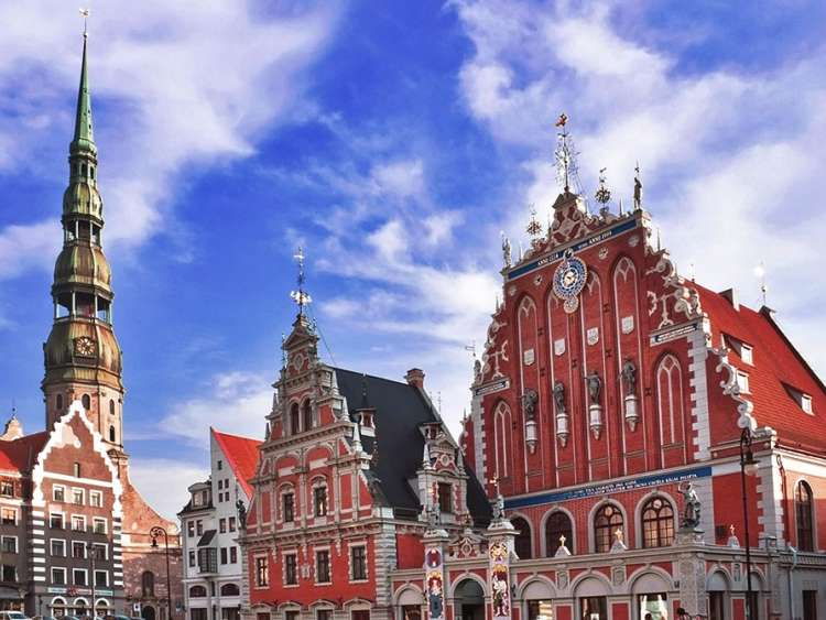 Riga with Costa Cruises