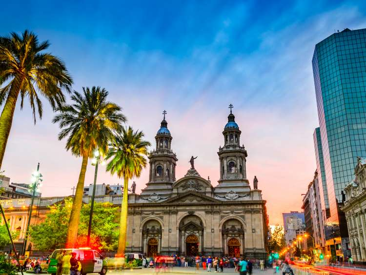Visit the Port of San Antonio-Santiago, Chile with Costa Cruises