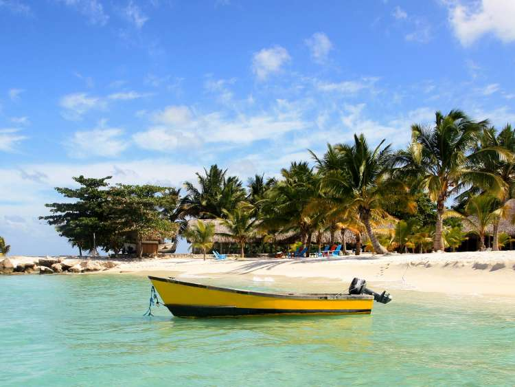 The Caribbean and Santo Domingo on a Costa Cruise