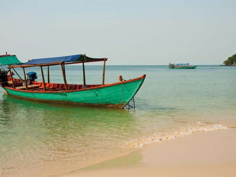 Sihanoukville with Costa Cruises