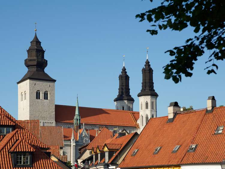 Visby with Costa Cruises