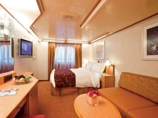 Costa Luminosa external cabin